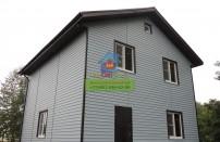 Проект дома из СИП панелей Зельва-2  - МосСипСтрой (изображение 21)