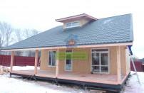 Проект дома из СИП панелей Чехов  - МосСипСтрой (изображение 23)