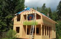 Проект дома из СИП панелей Рождественно - МосСипСтрой (изображение 19)