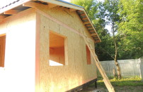 Проект дома из СИП панелей Шарапово - МосСипСтрой (изображение 9)