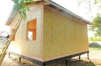 Проект дома из СИП панелей Шарапово - МосСипСтрой (изображение 13)