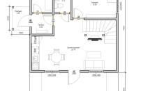 Проект дома из СИП панелей Канадец - МосСипСтрой (изображение 2)