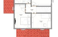 Проект дома из СИП панелей Канадец - МосСипСтрой (изображение 3)