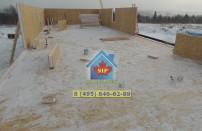 Проект дома из СИП панелей Дом-гостиница - МосСипСтрой (изображение 10)