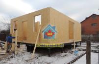 Проект дома из СИП панелей Щитниково - МосСипСтрой (изображение 9)