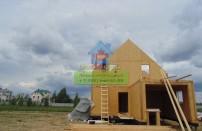 Проект дома из СИП панелей Эльбрук - МосСипСтрой (изображение 11)