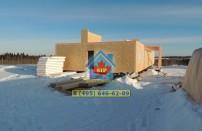 Проект дома из СИП панелей Дом-гостиница - МосСипСтрой (изображение 11)