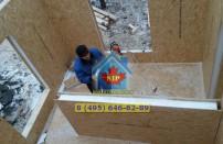 Проект дома из СИП панелей Мичуринец - МосСипСтрой (изображение 10)