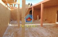 Проект дома из СИП панелей Дом-гостиница - МосСипСтрой (изображение 13)