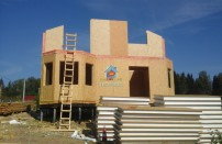 Проект дома из СИП панелей Милана - МосСипСтрой (изображение 11)