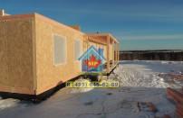 Проект дома из СИП панелей Дом-гостиница - МосСипСтрой (изображение 14)