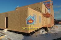 Проект дома из СИП панелей Дом-гостиница - МосСипСтрой (изображение 18)