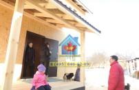 Проект дома из СИП панелей Винёво - МосСипСтрой (изображение 16)