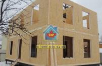 Проект дома из СИП панелей Мичуринец - МосСипСтрой (изображение 17)