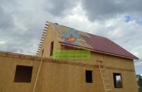 Проект дома из СИП панелей Эльбрук - МосСипСтрой (изображение 18)