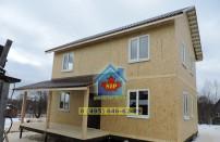Проект дома из СИП панелей Винёво - МосСипСтрой (изображение 17)