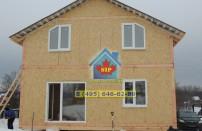 Проект дома из СИП панелей Канцлер - МосСипСтрой (изображение 11)