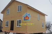 Проект дома из СИП панелей Канцлер - МосСипСтрой (изображение 10)