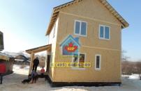 Проект дома из СИП панелей Винёво - МосСипСтрой (изображение 18)