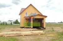 Проект дома из СИП панелей Эльбрук - МосСипСтрой (изображение 20)