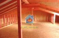 Проект дома из СИП панелей Дом-гостиница - МосСипСтрой (изображение 20)