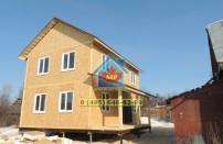 Проект дома из СИП панелей Винёво - МосСипСтрой (изображение 19)