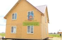 Проект дома из СИП панелей Эльбрук - МосСипСтрой (изображение 24)