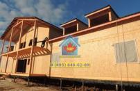 Проект дома из СИП панелей Дом-гостиница - МосСипСтрой (изображение 24)