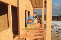 Проект дома из СИП панелей Дом-гостиница - МосСипСтрой (изображение 26)