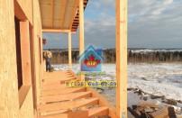 Проект дома из СИП панелей Дом-гостиница - МосСипСтрой (изображение 27)