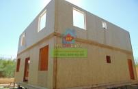 Проект дома из СИП панелей Браво - МосСипСтрой (изображение 26)