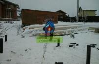 Проект дома из СИП панелей Клин - МосСипСтрой (изображение 3)