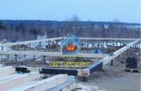 Проект дома из СИП панелей Дом-гостиница - МосСипСтрой (изображение 3)
