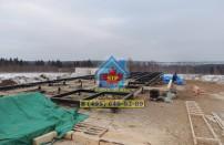 Проект дома из СИП панелей Дом-гостиница - МосСипСтрой (изображение 4)