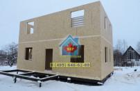 Проект дома из СИП панелей Винёво - МосСипСтрой (изображение 5)