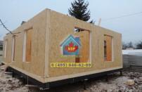 Проект дома из СИП панелей Мичуринец - МосСипСтрой (изображение 8)