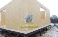 Проект дома из СИП панелей Щитниково - МосСипСтрой (изображение 8)