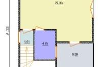 Проект дома из СИП панелей Агнета - МосСипСтрой (изображение 3)