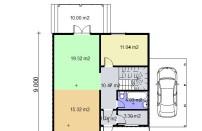 Проект дома из СИП панелей Грета - МосСипСтрой (изображение 2)