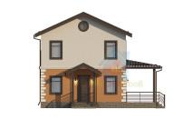 Проект дома из СИП панелей Дания - МосСипСтрой (изображение 5)