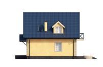 Проект дома из СИП панелей Осенний - МосСипСтрой (изображение 5)