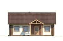 Проект дома из СИП панелей Дублин - МосСипСтрой (изображение 5)