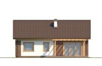 Проект дома из СИП панелей Дублин - МосСипСтрой (изображение 3)