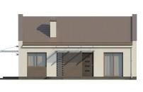 Проект дома из СИП панелей Амстердам - МосСипСтрой (изображение 3)