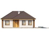 Проект дома из СИП панелей Вильнюс - МосСипСтрой (изображение 4)