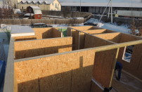Проект дома из СИП панелей Купавна - МосСипСтрой (изображение 20)