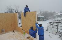 Проект дома из СИП панелей Купавна - МосСипСтрой (изображение 23)