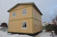 Проект дома из СИП панелей Купавна - МосСипСтрой (изображение 38)