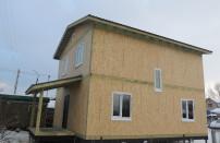 Проект дома из СИП панелей Купавна - МосСипСтрой (изображение 39)