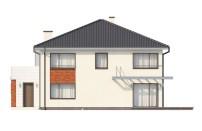 Проект дома из СИП панелей Сиэтл - МосСипСтрой (изображение 6)
